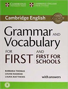 vocabulario B2 First