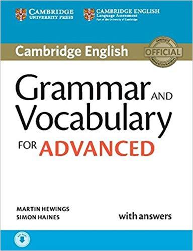 vocabulario ingles c1