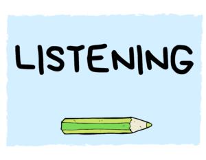 listening b2